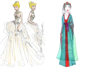Harrods Disney Gowns Versace Missoni