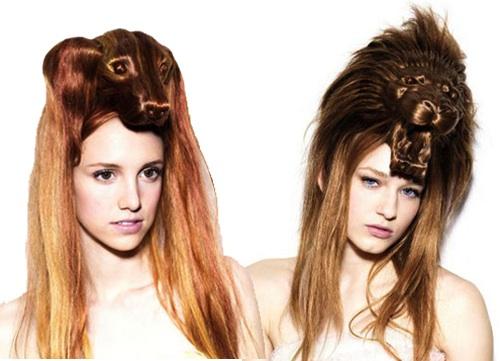 Gabriela Ligenza Nagi Noda Hair Hats