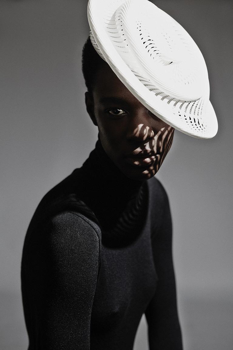sombreros impresión 3D